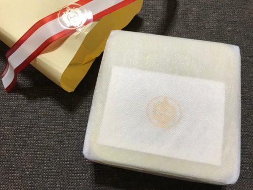 銀座ハプスブルク・ファイルヒェン テーベッカライ クライン中包装