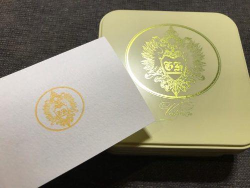 銀座ハプスブルク・ファイルヒェン テーベッカライ クライン缶