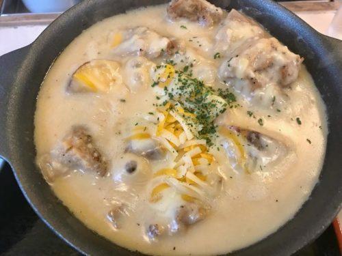 松屋 シュクメルリ鍋定食(2020年)メイン