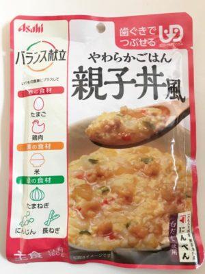 ユニバーサルデザインフード親子丼風 アサヒ表