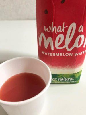 what a melon ウォーターメロンウォーター中身